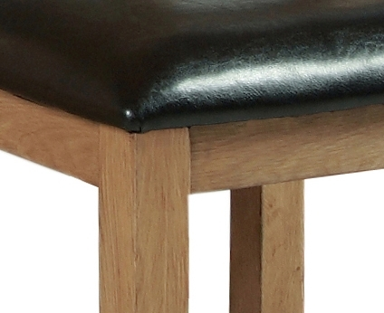 Devonshire Somerset Oak Stool