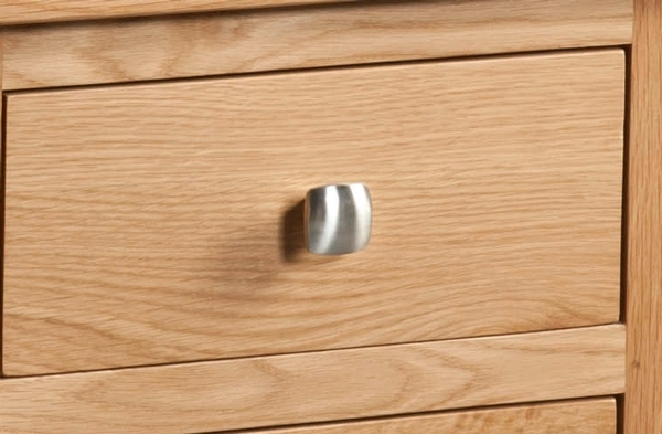 Devonshire Dorset Oak Chest of Drawer - 2+4 Drawer