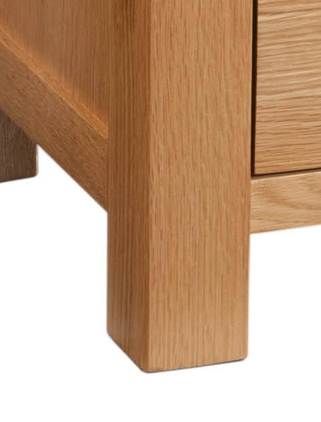 Devonshire Dorset Oak Chest of Drawer - 3+4 Drawer