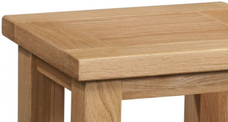 Dorset Oak Lamp Table