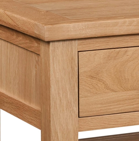 Devonshire Dorset Oak Coffee Table - 2 Drawer