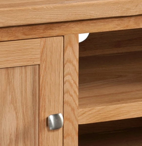 Devonshire Dorset Oak TV Unit - 2 Door
