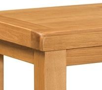 Devonshire Clovelly Oak Coffee Table