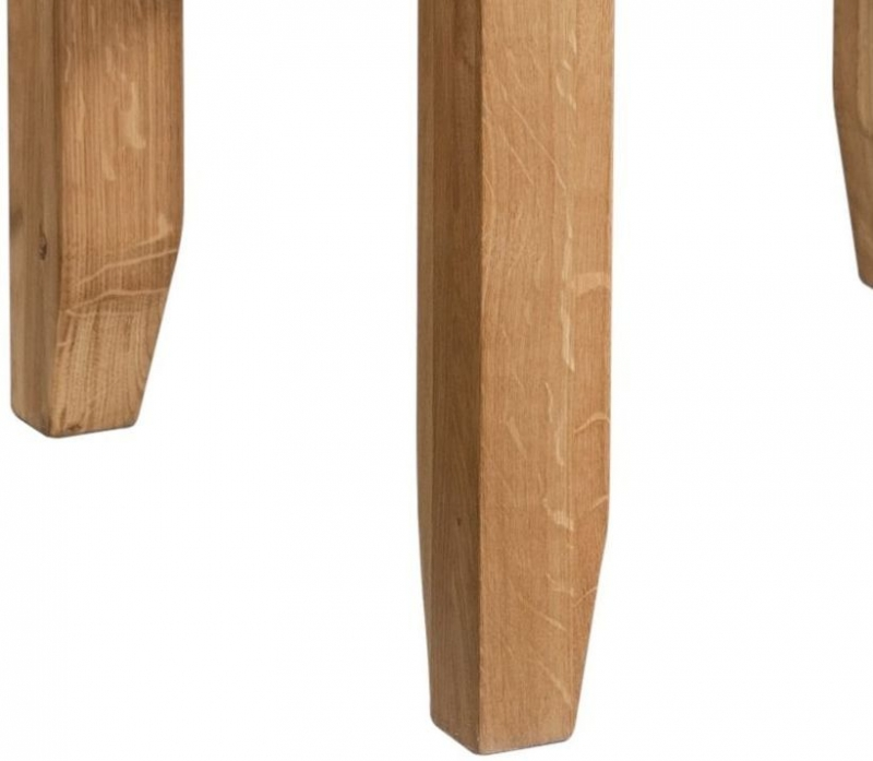 Somerset Oak Lamp Table