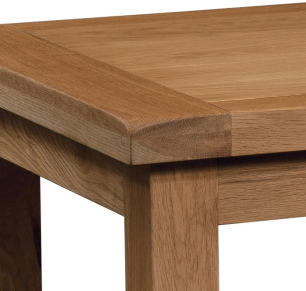 Devonshire Somerset Oak Coffee Table - Standard