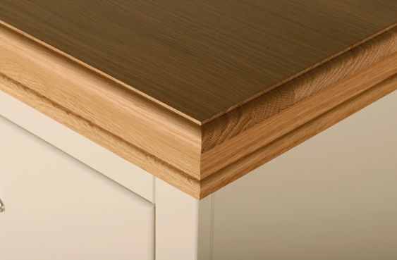 Devonshire Lundy Pine Chest of Drawer - Large 3+2 Drawer