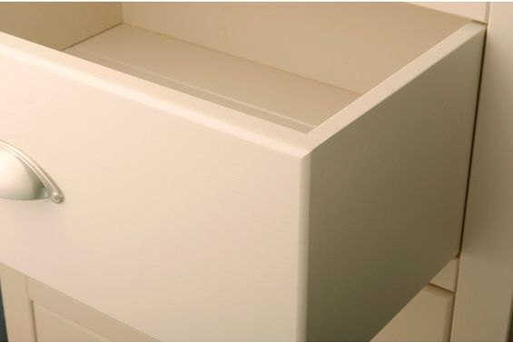 Devonshire Lundy Painted Chest of Drawer - Large 3+2 Drawer