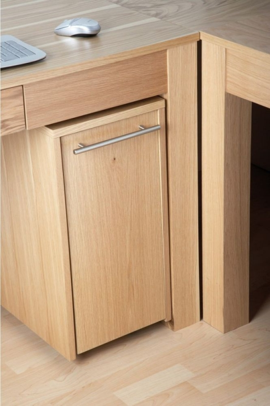 Alphason Oakwood CPU Cupboard