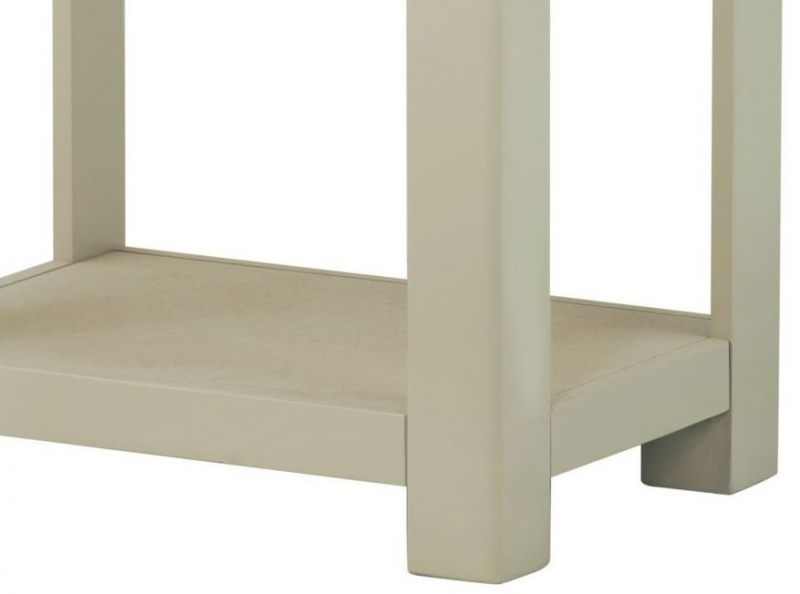 Portland Stone Painted Console Table