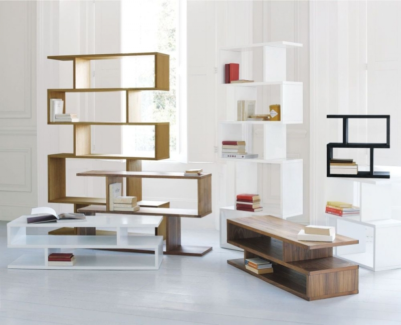 Content by Terence Conran Balance Walnut Low Shelving Unit