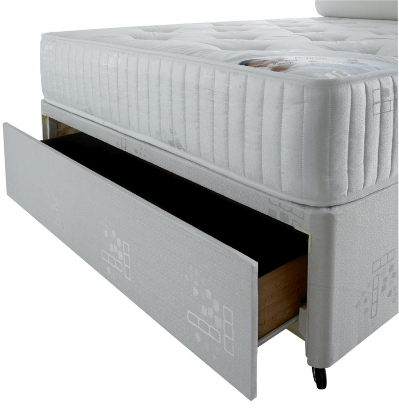Vogue Comfort Tahlia Fabric Divan Bed
