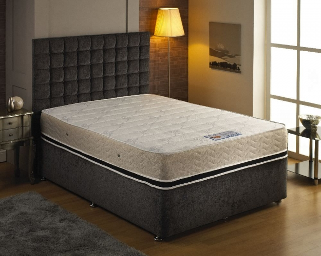 Equinox 12.5g Spring Unit Memory Foam Mattress
