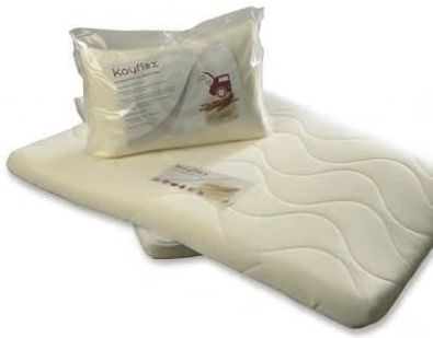 Mattress Latex Topper 2.5cm Reflex 2.5 Natural Latex