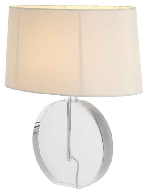 RV Astley Liu Table Lamp Base Only