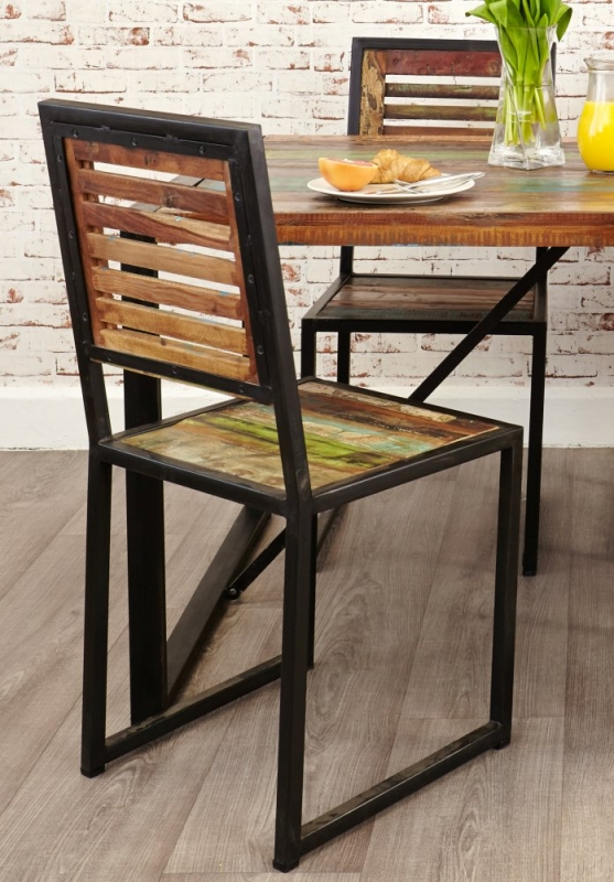 Baumhaus Urban Chic Dining Chair (Pair)