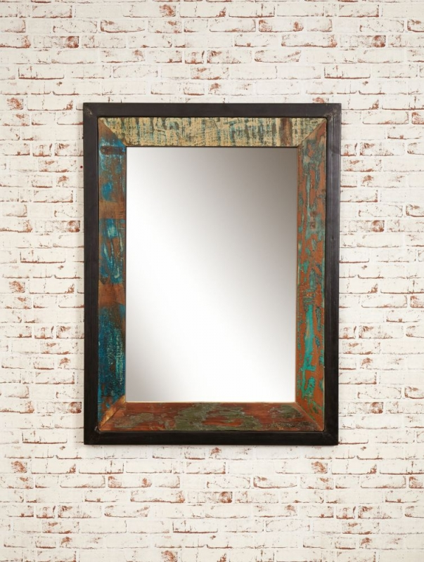 Baumhaus Urban Chic Rectangular Mirror - 90cm x 120cm