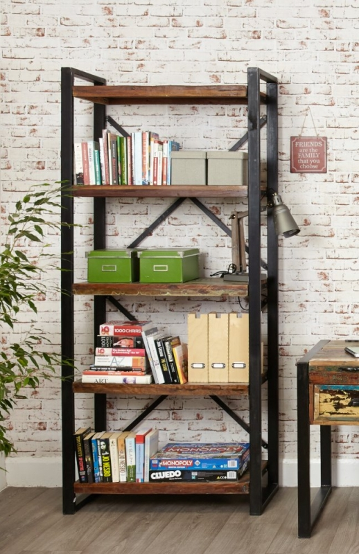 Baumhaus Urban Chic Large Open Bookcase