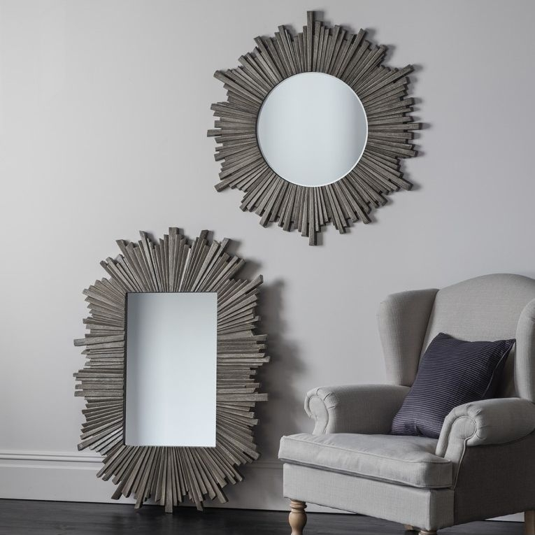 Gallery Direct Kilarra Round Mirror