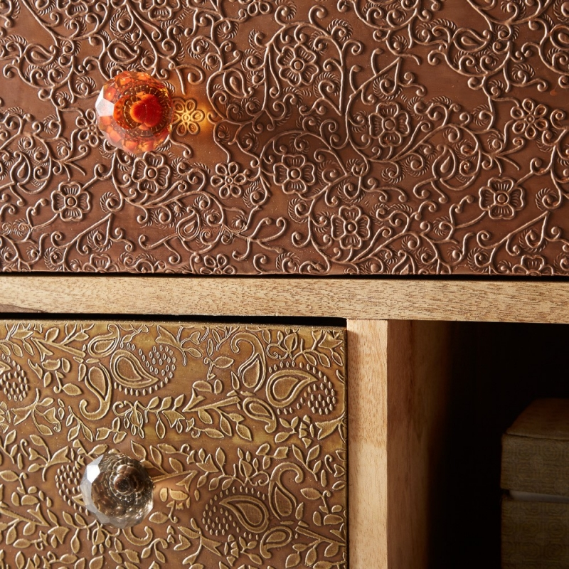 Indian Hub Sorio Small Sideboard