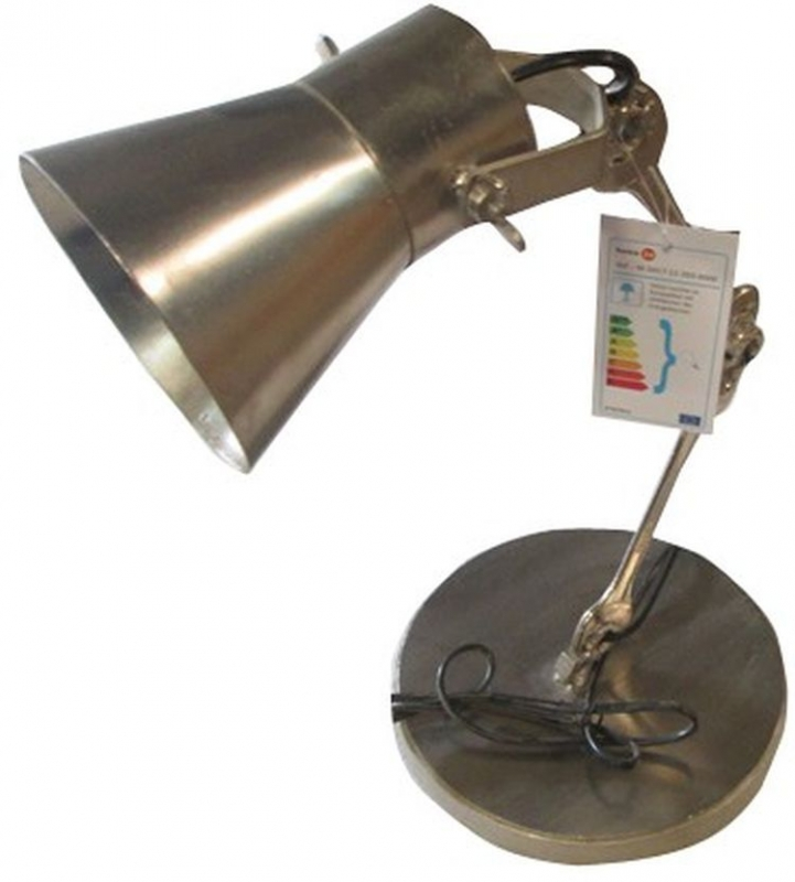 Indian Hub Wrenche Lamp Stand