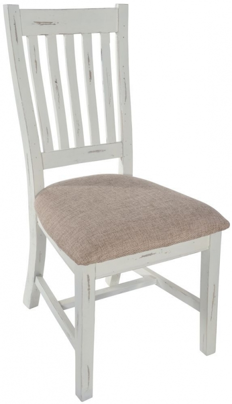 Rowico Purbeck Slatted Back Dining Chair (Pair)