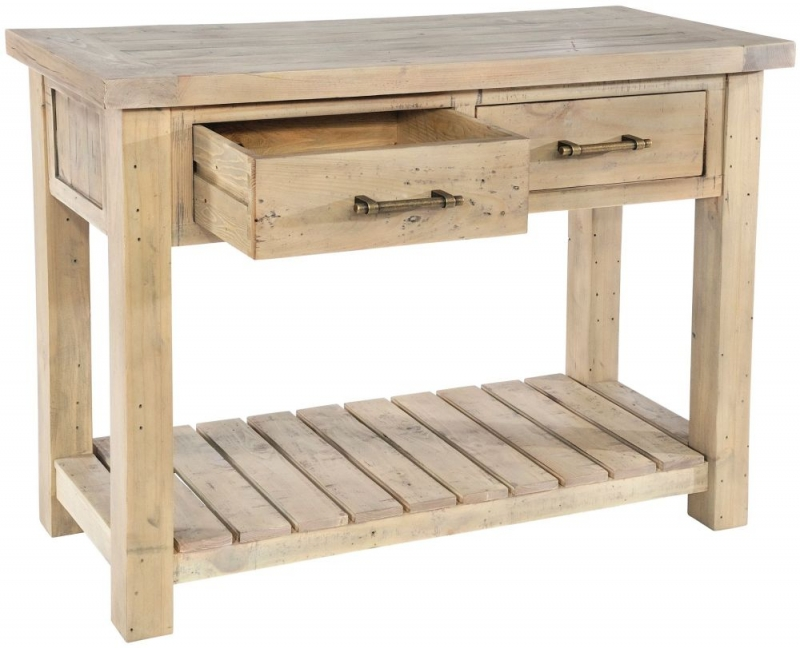 Rowico Saltash 2 Drawer Console Table