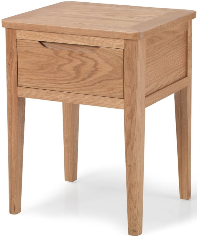 Asby Oak Lamp Table