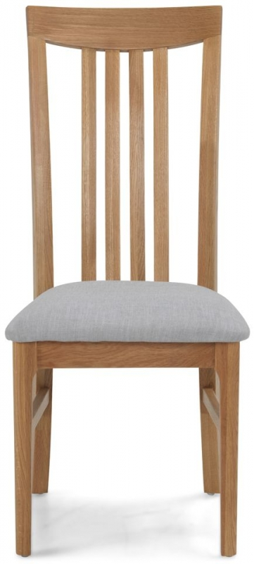 Wadsworth Oak Dining Chair (Pair)