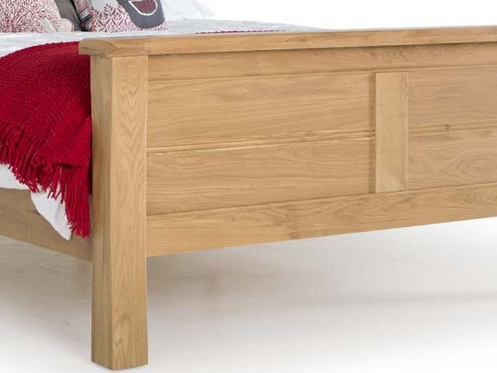 Vida Living Breeze Oak Bed