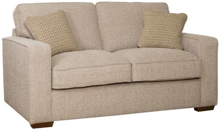Buoyant Chicago 2 Seater Fabric Sofa