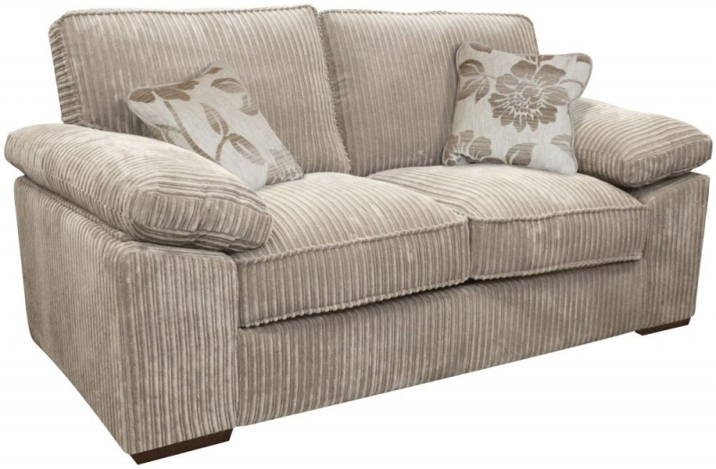 Buoyant Dexter 2 Seater Fabric Sofa Bed