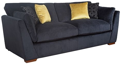 Buoyant Phoenix 3 Seater Fabric Sofa