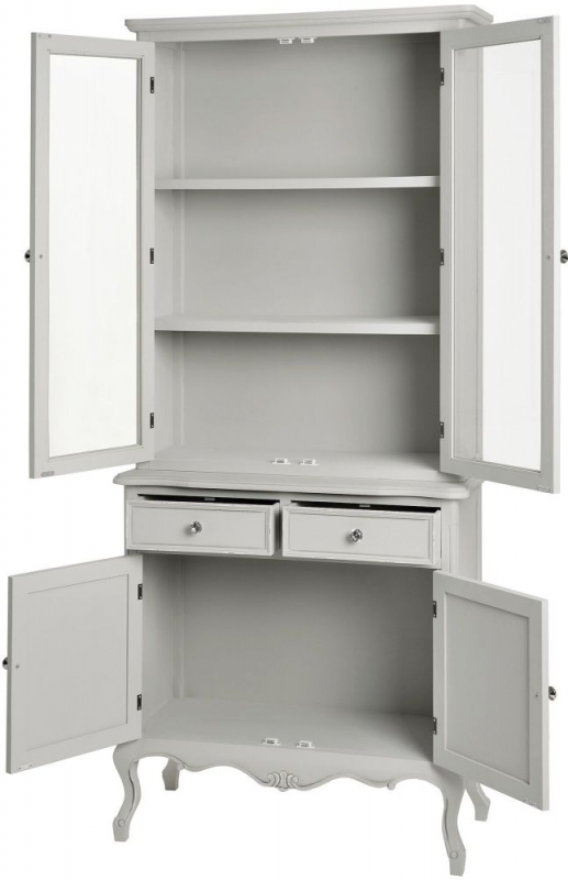 Hill Interiors Fleur Display Cupboard