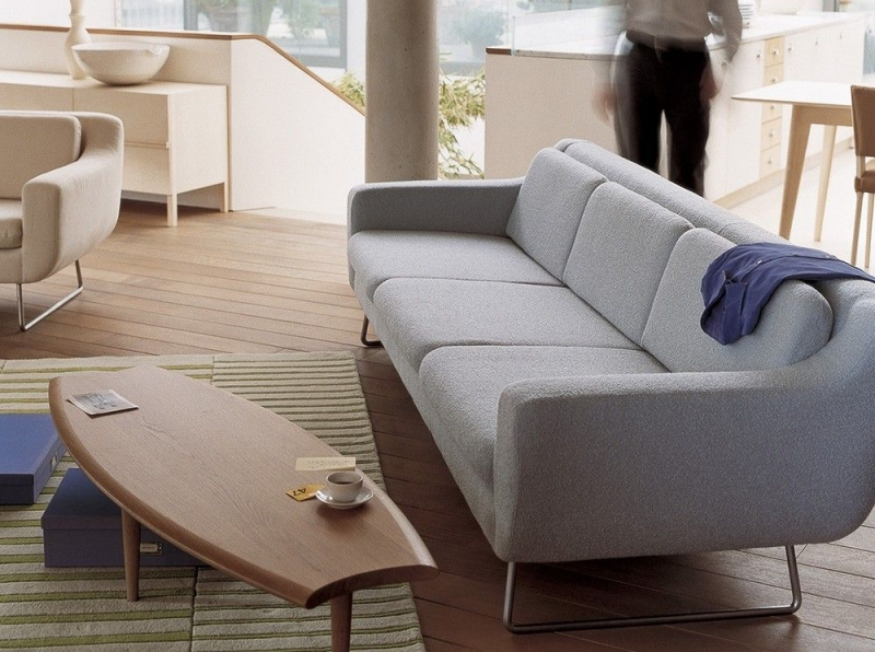 Content by Terence Conran Aspen 4 Seater Fabric Sofa