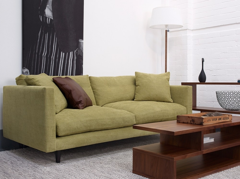 Content by Terence Conran Salone 3 Seater Fabric Sofa