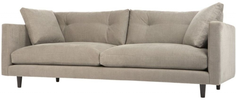 Content by Terence Conran Salone 4 Seater Fabric Sofa