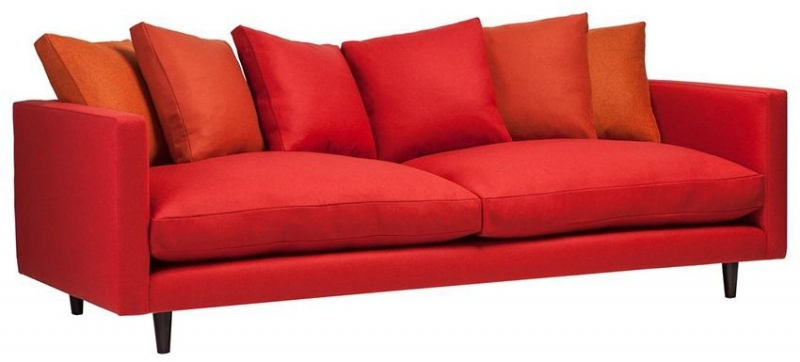 Content by Terence Conran Studio 2 Seater Fabric Sofa