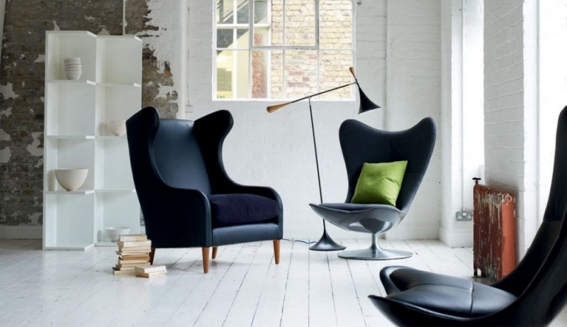 Content by Terence Conran Glove Armchair