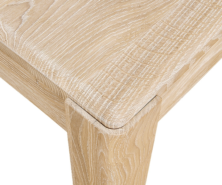 Clemence Richard Portofino 180cm Oak Dining Table