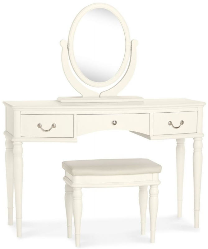 Bentley Designs Bordeaux Ivory Dressing Table