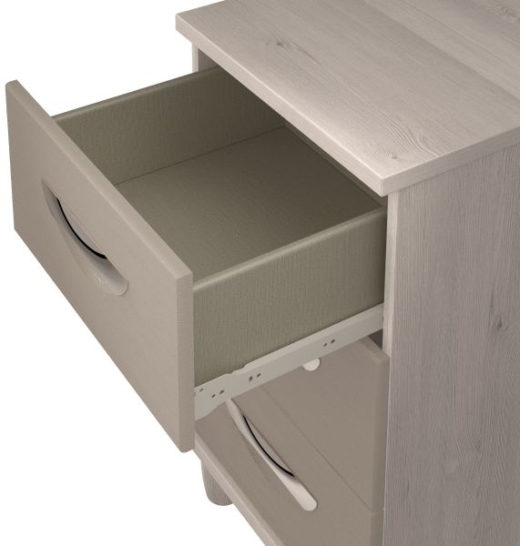 Berkeley Cashmere Chest of Drawer - 3 Drawer Large