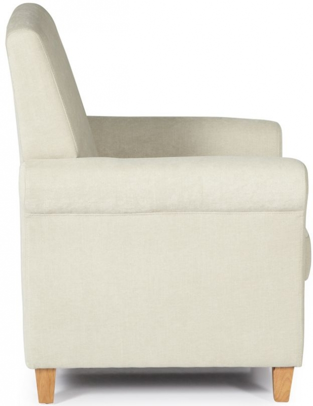 Serene Thurso Cream Fabric Chair