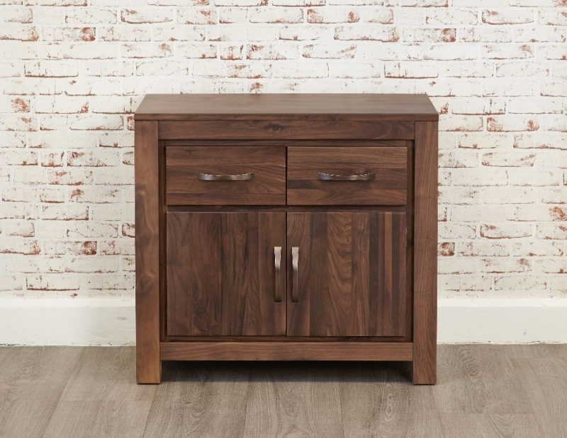Baumhaus Mayan Walnut Sideboard - Small