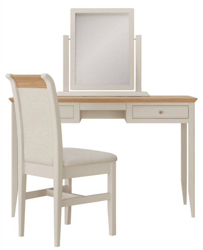 Willis and Gambier Hancock Grey Dressing Table