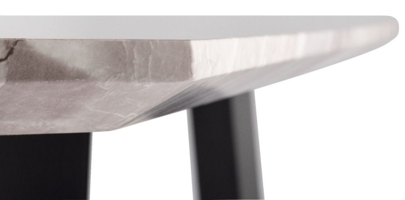Narrowsburg Marble Effect Coffee Table