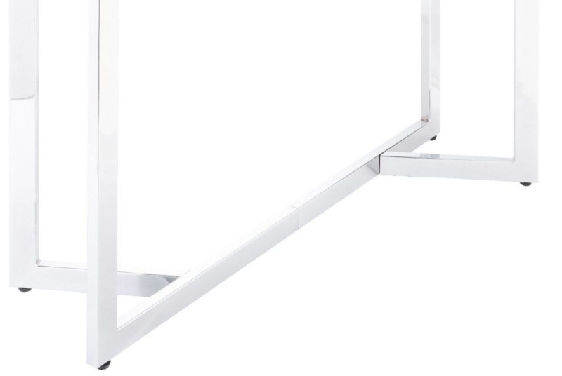 Selmont Marble Effect Console Table