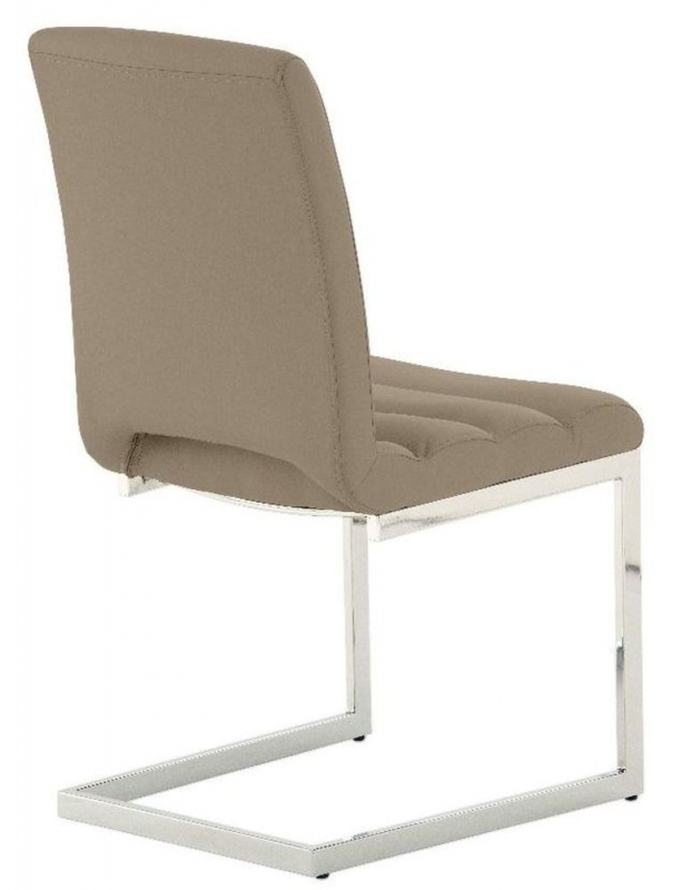 Selmont Taupe Dining Chair (Pair)