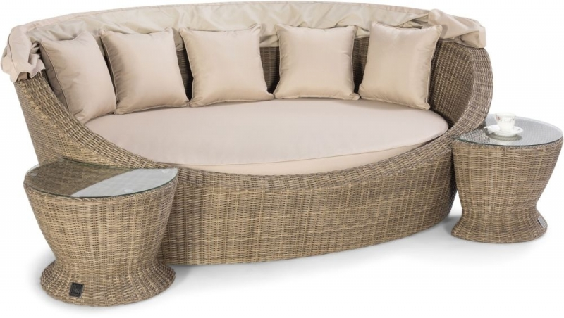 Maze Rattan Winchester Daybed