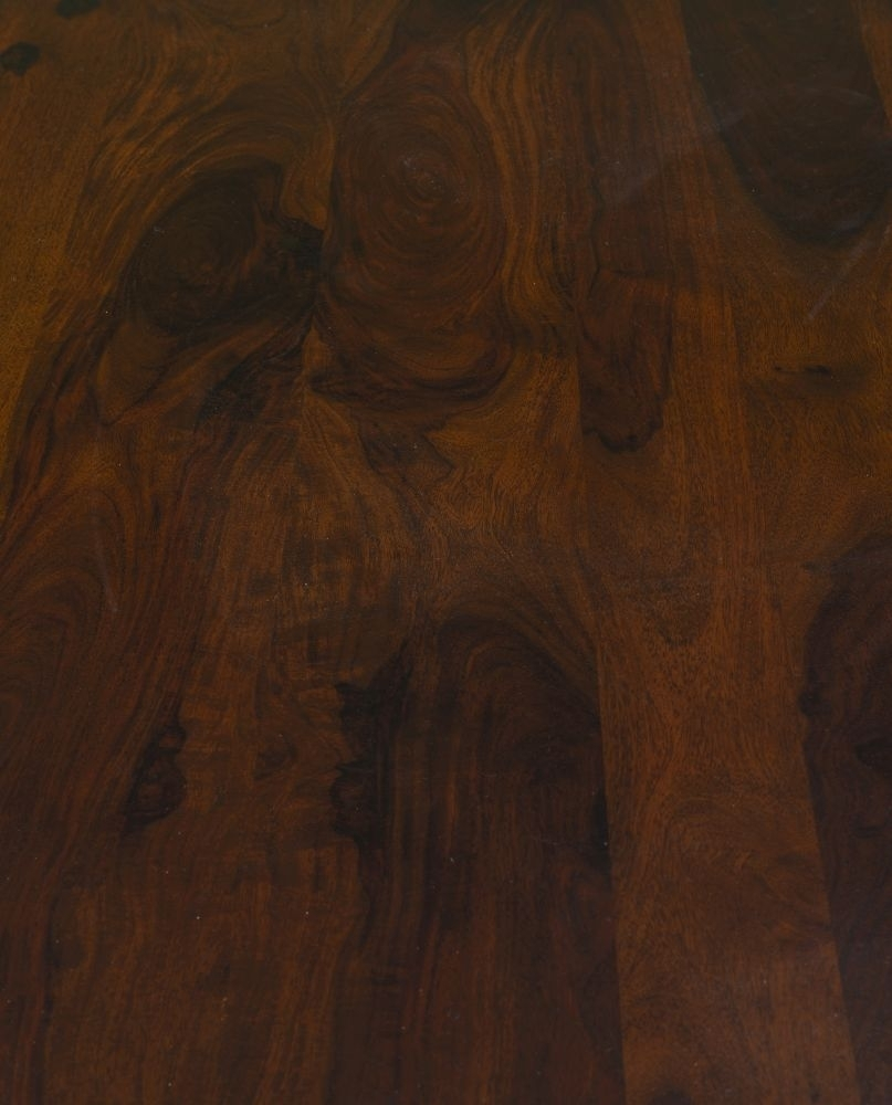 Jali Indian Sheesham Wood Nest of 3 Tables
