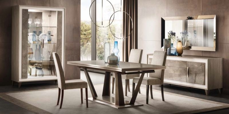 Arredoclassic Ambra Italian Dining Chair (Pair)